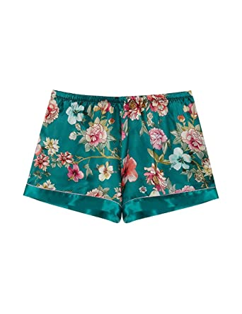 d44ca47865aa Intimissimi Womens Oriental Journey Silk Shorts: Amazon.co.uk: Clothing