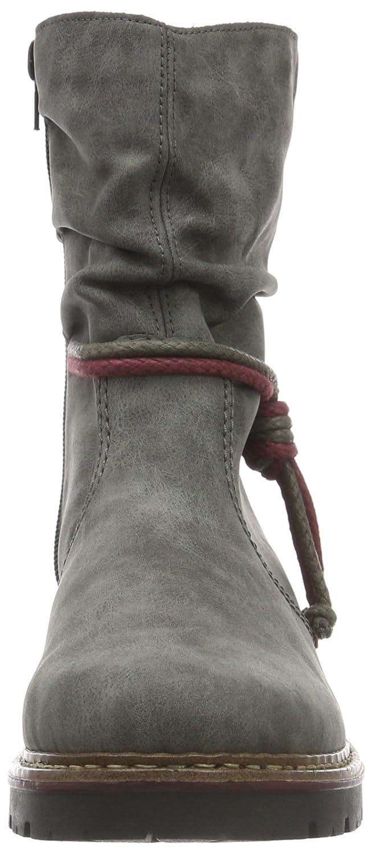 Rieker Stiefel Damen Kurzschaft Z4593 nPwOX80k