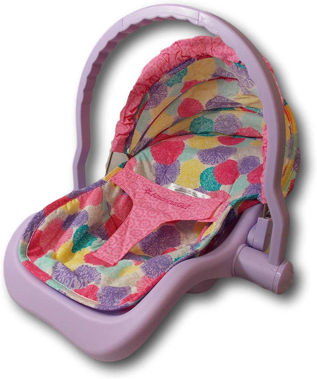 American Girl Bitty Baby Travel Seat for 15 Dolls
