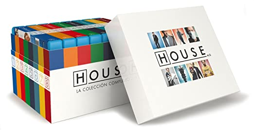 Pack House - Serie Completa [Blu-ray]: Amazon.es: Hugh Laurie ...
