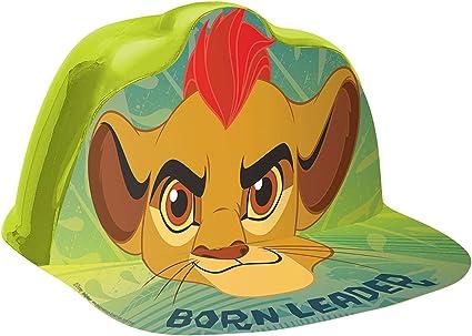 Amazon.com: The Lion Guardia Vacuform gorro de fiesta: Toys ...