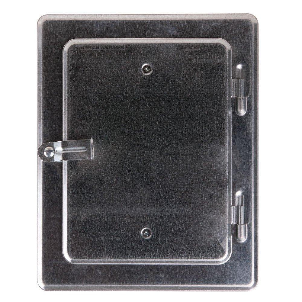 Upmann camino tuerl Acciaio Inox V2 A con chiusura quadrato, 1 pezzi,10119 1pezzi Upmann GmbH & Co. KG