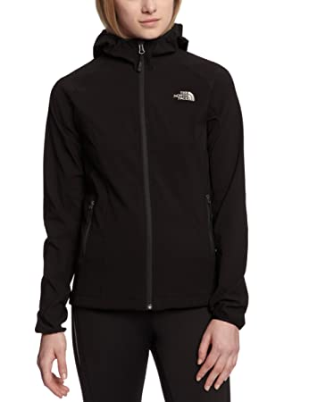 d375a8a54 The North Face Women's Nimble Hoodie - TNF Black, Large: Amazon.co ...