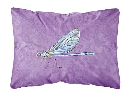 Amazon.com: Caroline s Treasures 8865pw1216 libélula en ...