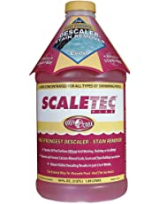 EasyCare 20064 Scaletec Plus Descaler and Stain Remover, 64 oz. Bottle (Discontinued by Manufacturer)