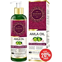 Morpheme Remedies Pure Amla Oil (No Mineral Oil & Paraben) 120ml