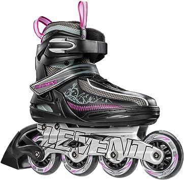 and LX Pink Element Lynx Womens Inline 5th Recreational SkatesBlack Igf6yYvb7