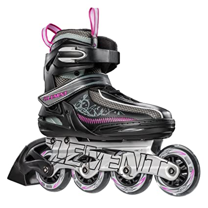 Amazon.com   5th Element Lynx LX Womens Recreational Inline Skates ... b6258e8df7