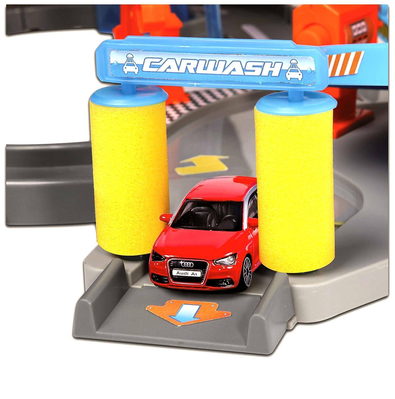Burago Garage Mega Dealer 30031 Echelle 1:43 Radio Commande V/éhicule Miniature