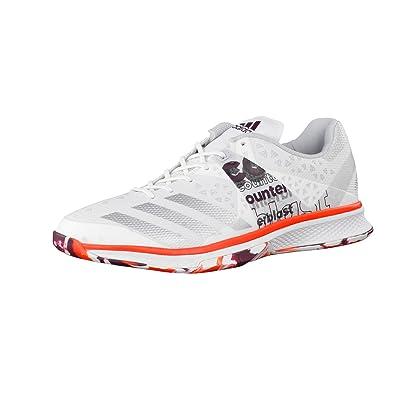 brand new 7cb69 60e17 adidas Counterblast Falcon W, Chaussures de Handball Femme, Blanc Cassé  (Bianco Ftwbla  ...