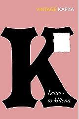 Letters to Milena (Vintage Classics) Kindle Edition