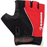 Tenn-Outdoors Men's Fingerless Cycling Gloves Mitts