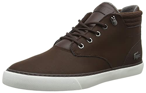 ce02ae9be Lacoste Men s Esparre Winter C 318 3 Cam Trainers  Amazon.co.uk ...