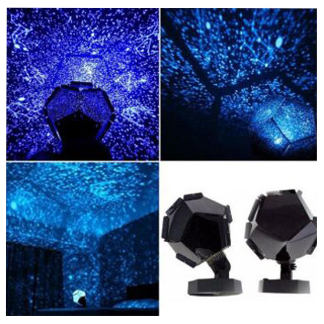lampara proyector estrellas, proyector planetario educativo ...