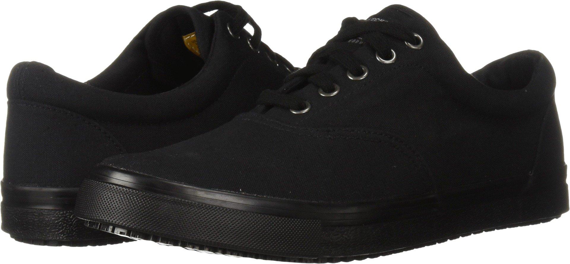 Skechers Work Relaxed Fit Sudler SR Slip Resistant Womens Sneakers Black 7.5 by Skechers