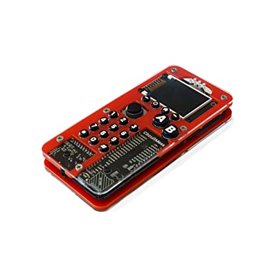 CircuitMess Ringo 4G Kit   Build Your Own Mobile Phone   Do-It-Yourself Project: Toys & Games [5Bkhe1505051]