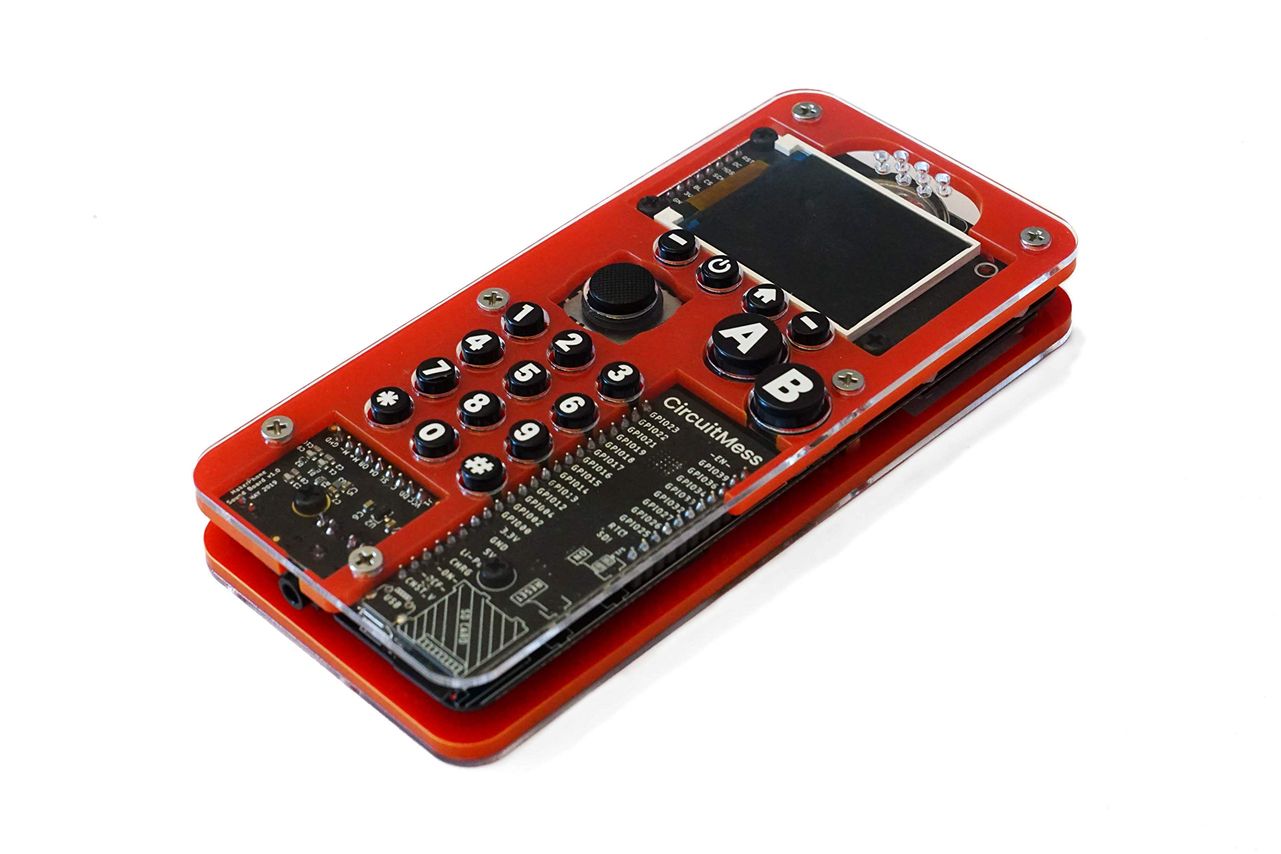 CircuitMess Ringo 4G Kit | Build Your Own Mobile Phone | Do-It-Yourself Project by CircuitMess