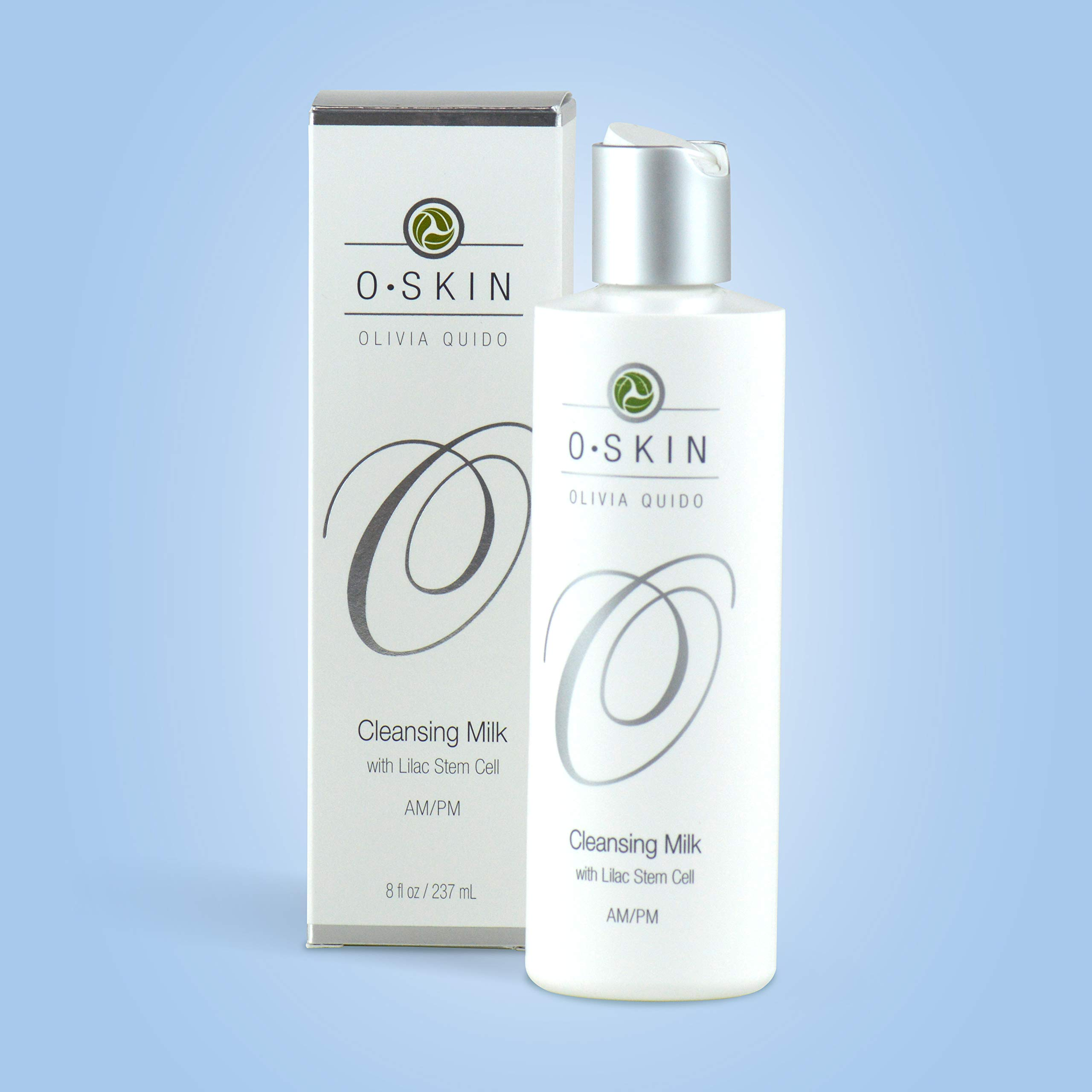 Cleansing Milk with Lilac Stem Cell by O Skin Care