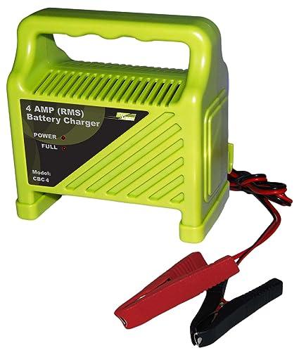 Pro-User 18140 CBC4 - Cargador de baterías, 12 V / 4 ...