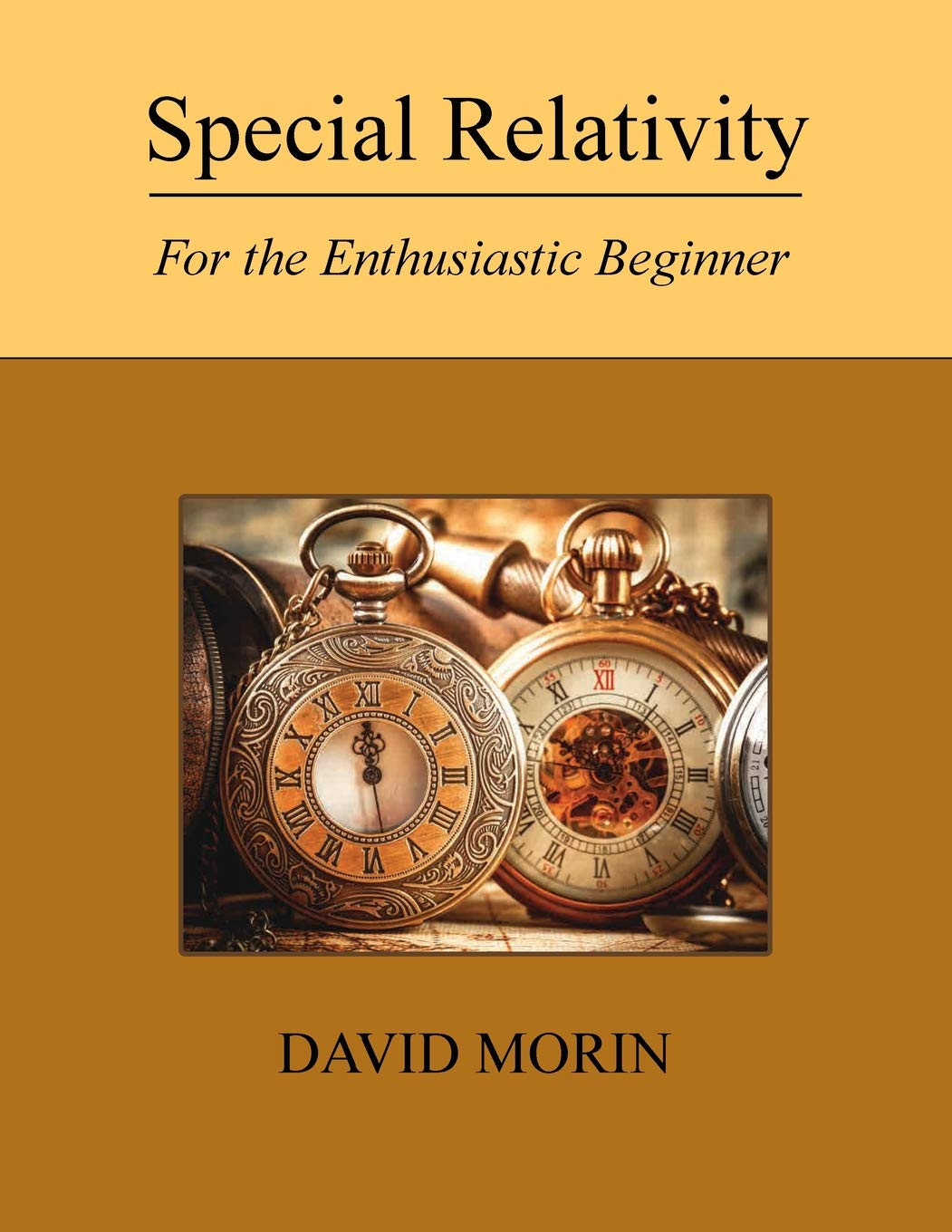 Special Relativity: For the Enthusiastic Beginner: David J