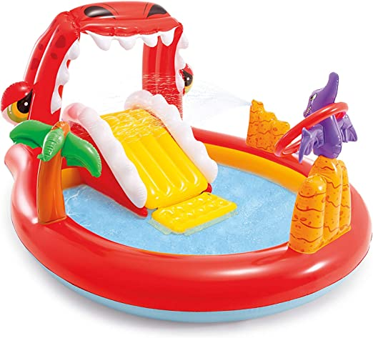 Intex 57163NP Piscina Hinchable Infantil: Amazon.es: Jardín