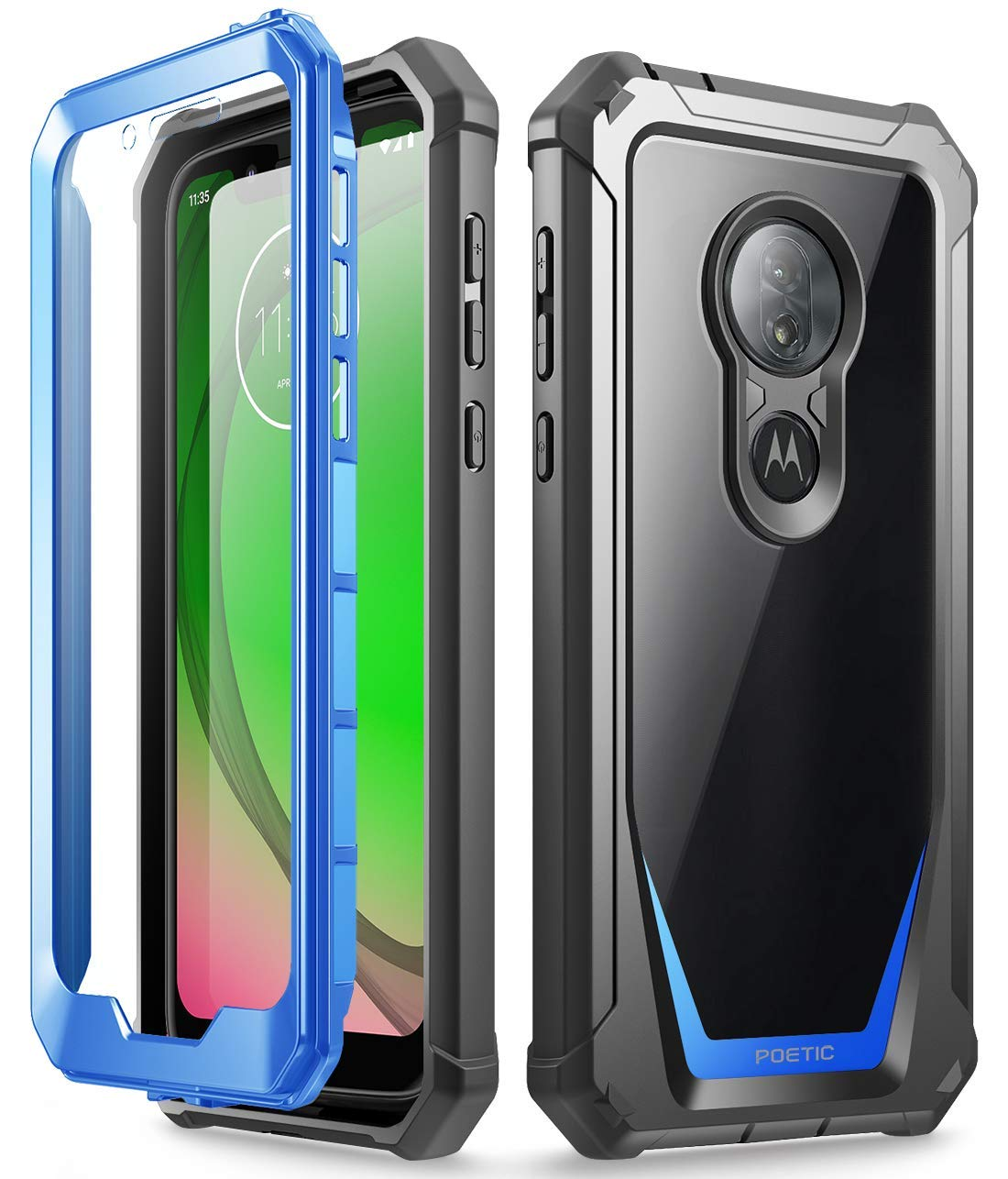 Funda Para Moto G7 Play Poetic (7p535746)