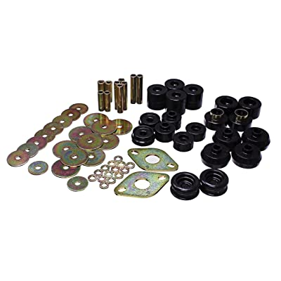 BODY MOUNT BUSHING SET: Automotive