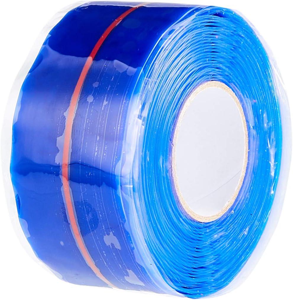0 W 4 mm Breit 0 V SW-Stahl 62017L Multi-Tape blau 12 Bar 25