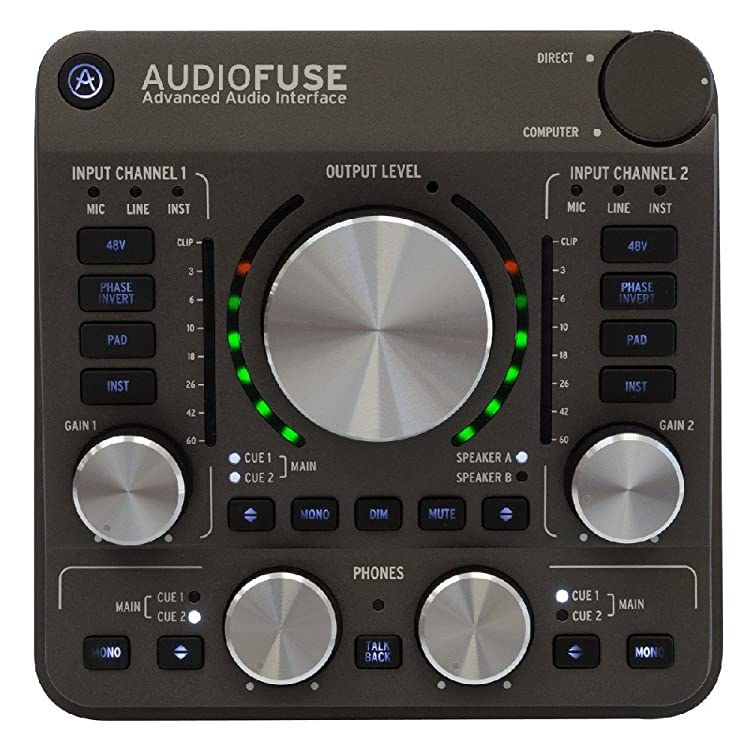 Audio Fuse BK