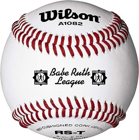 Wilson Youth League e torneios de beisebol, A1082, SST, Babe Ruth, torneio (uma dúzia)