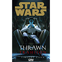 Star Wars : Thrawn : Trahison (French Edition) book cover