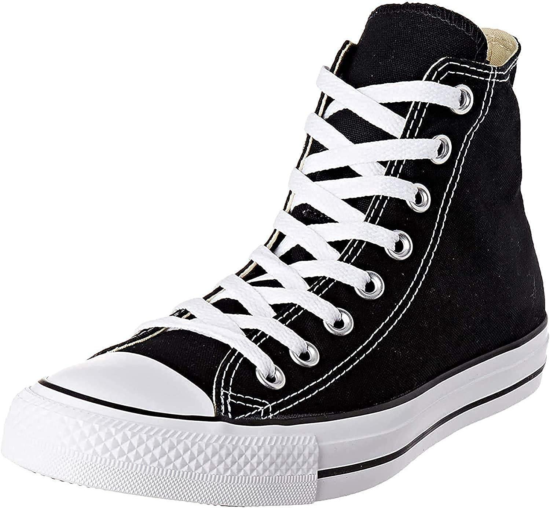 Mens C Taylor A/S Hi Sneakers Black