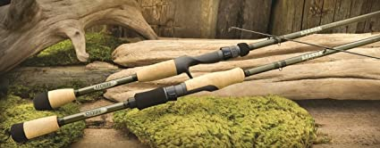 Choose Model St Croix Eyecon Spinning Rods