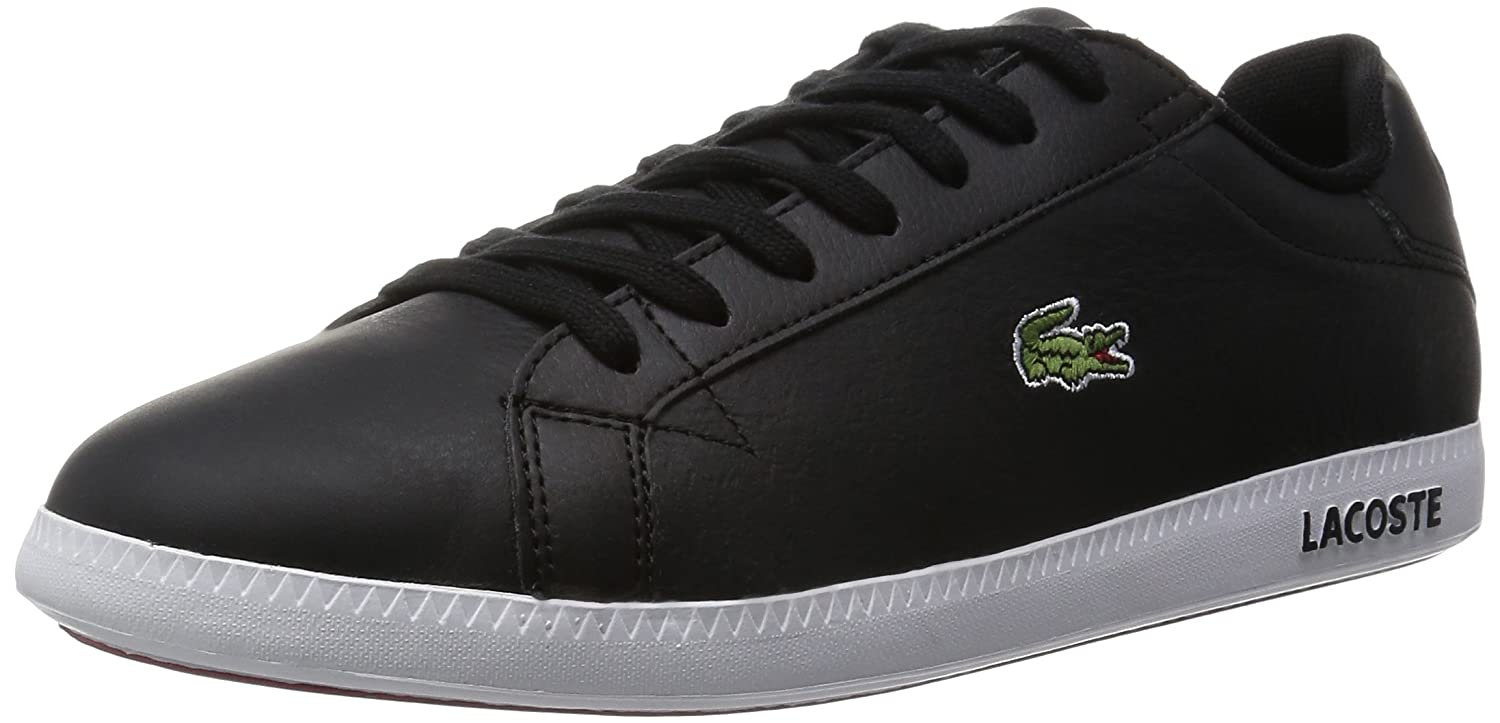 b856c8ffabb1c Lacoste Men s Graduate Lcr3 SPM Low  Amazon.co.uk  Shoes   Bags