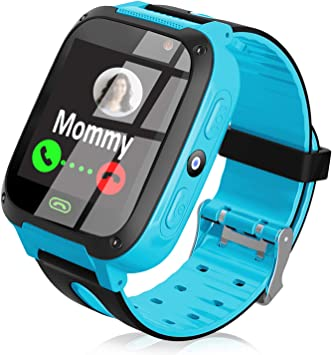 Amazon.com: [Free SIM Card] Kids Smart Watch - Smart Phone ...