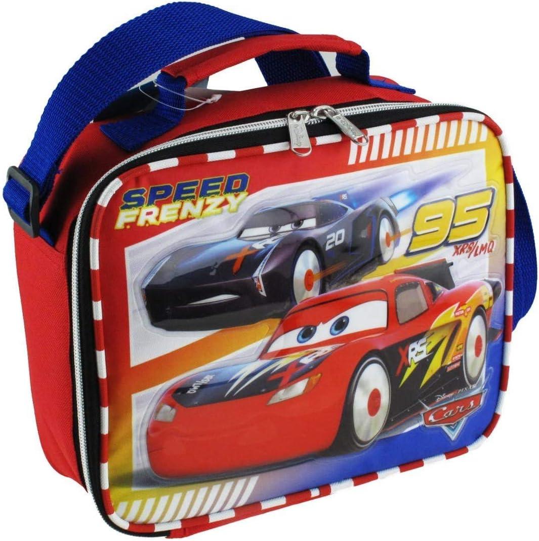 Disney Pixar Cars Lightning Speed Insulated Lunch Box