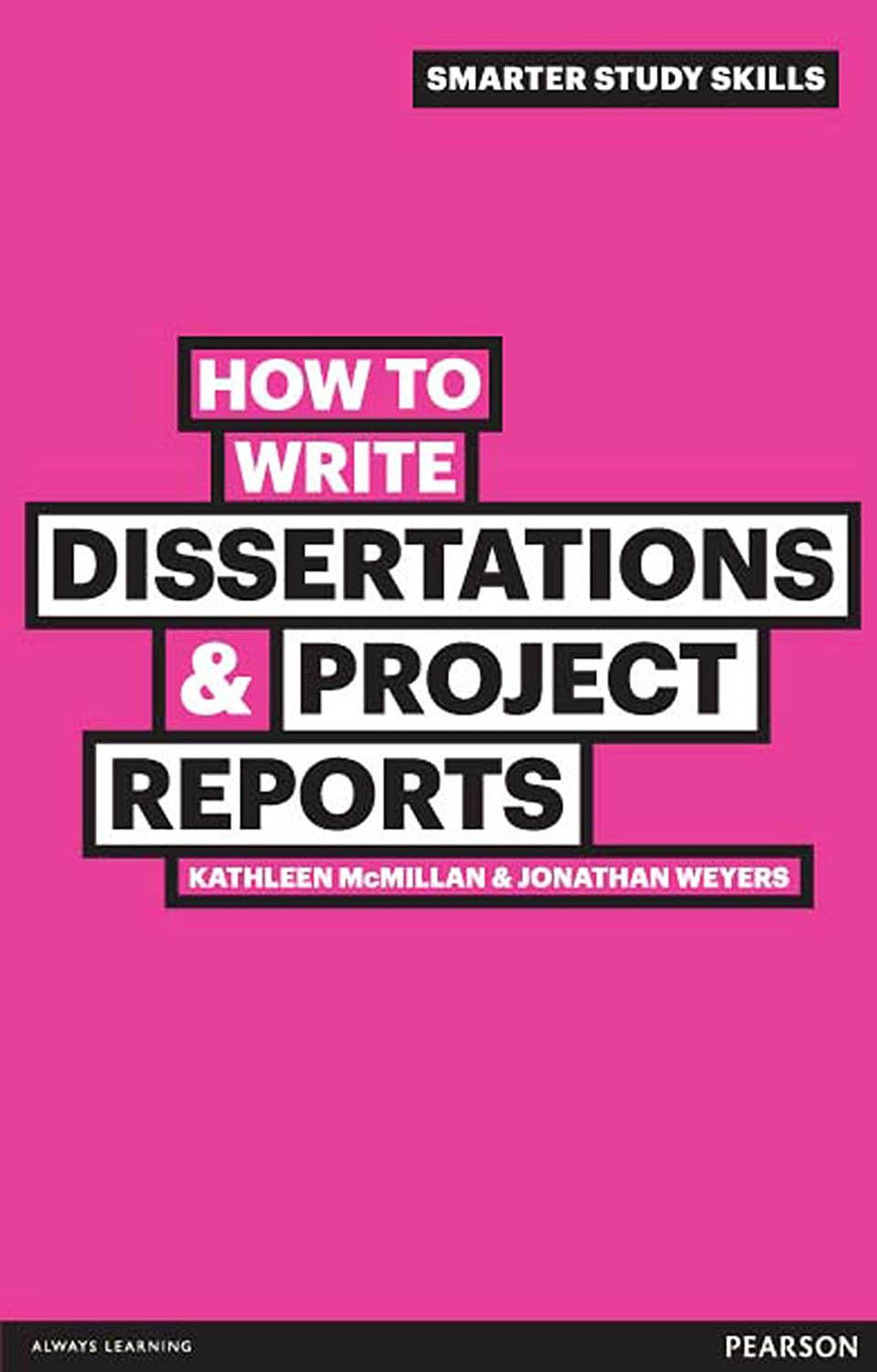 How To Write Dissertations And Project Reports