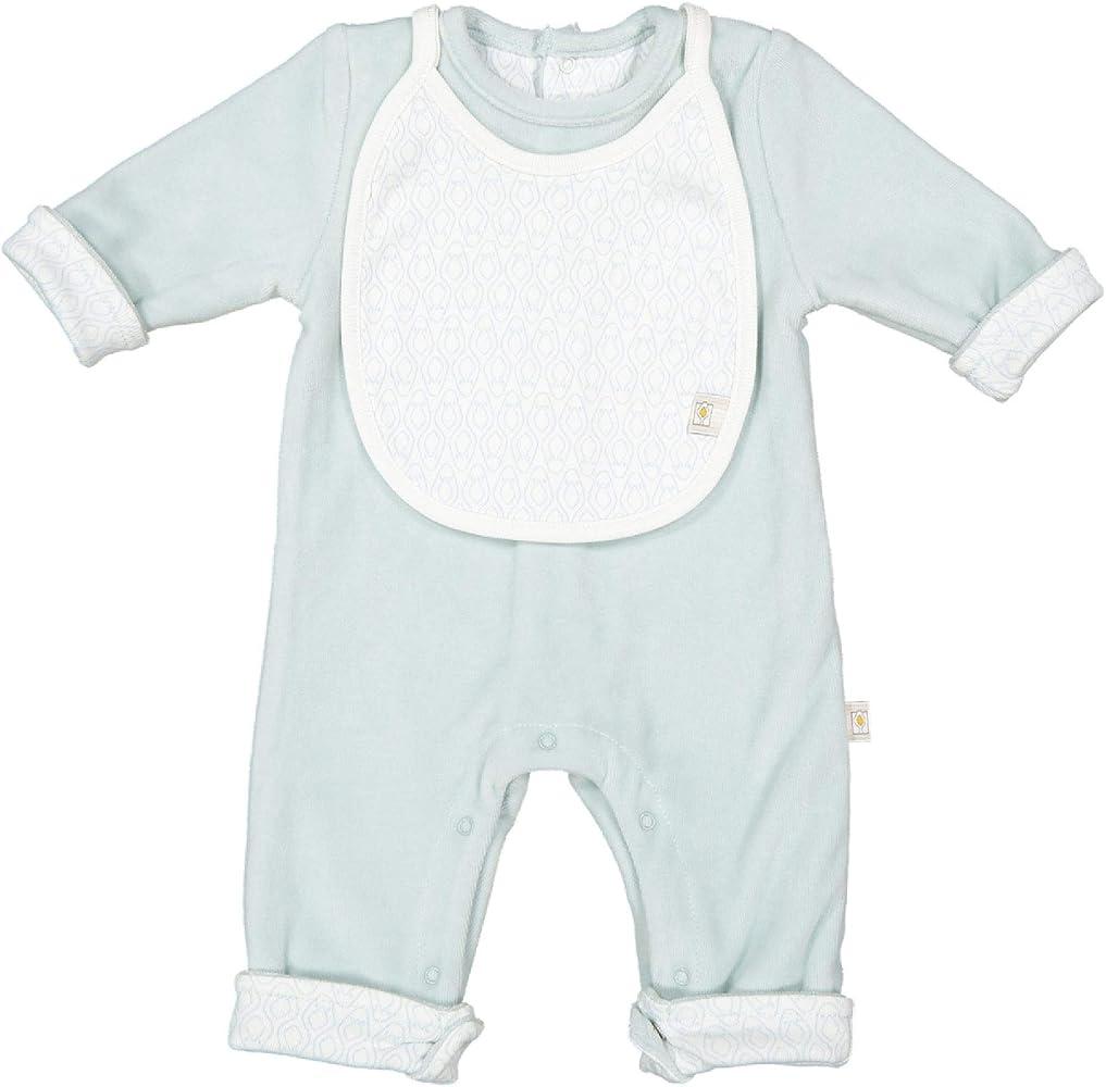 Filobio - Body de bebé Oscar en algodón orgánico cálido, Manga ...