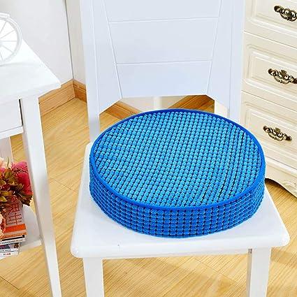Amazon Yoillione Round Outdoor Chair Cushions For Garden Chairs
