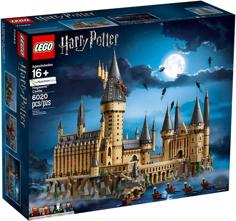 Amazon Lego Harry Potter Hogwarts Castle Kit 6020 Pieces