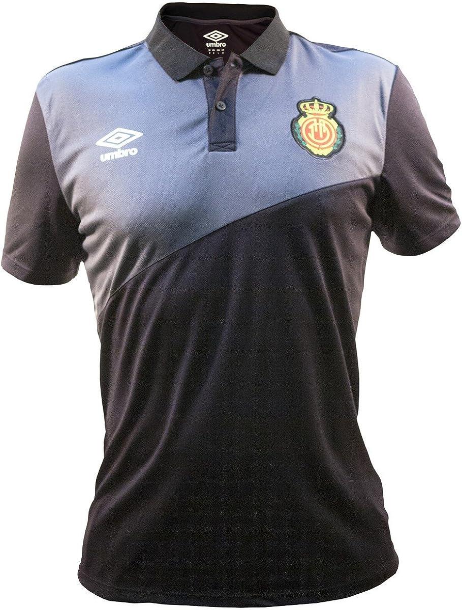 Umbro RCD Mallorca Training Poly Camiseta Polo, Hombre: Amazon.es ...