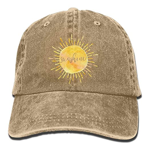 d1a36c9bc Amazon.com: Sunshine Sun Vintage Washed Dyed Cotton Twill Low ...