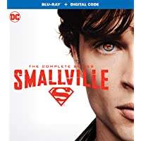 Smallville: The Complete Series 20th Anniversary Collection (Digital Code/Blu-ray)