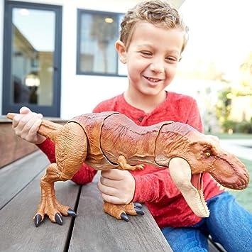 Resultado de imagen de Jurassic World - Tyrannosaurus Rex Superataque