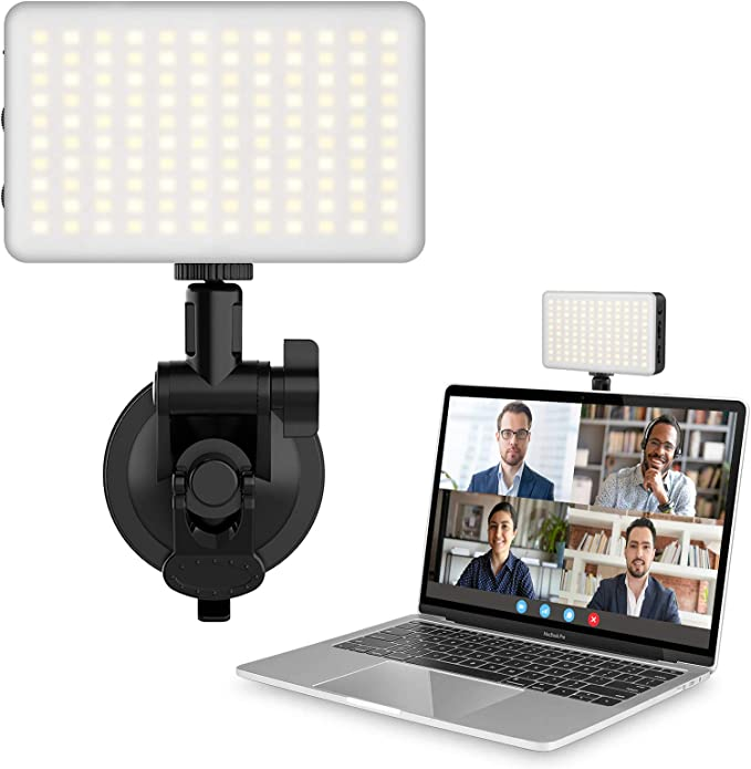 VIJIM Zoom Lighting for Computer, Video Conference Lighting