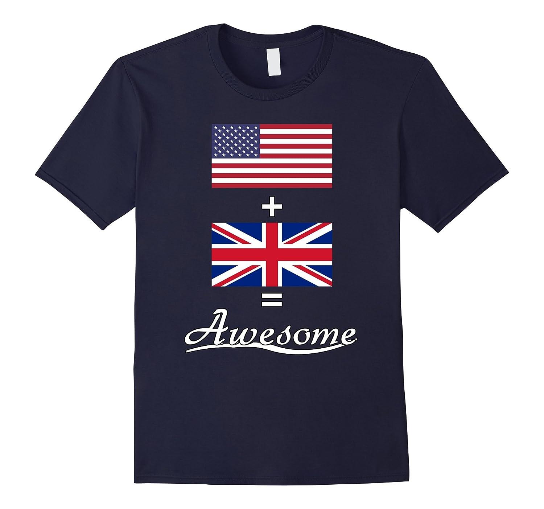 American  British  Proud British Shirt-PL
