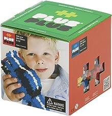 PLUS PLUS - Construction Building Toy, Open Play Set - 600 Piece - Basic Color Mix