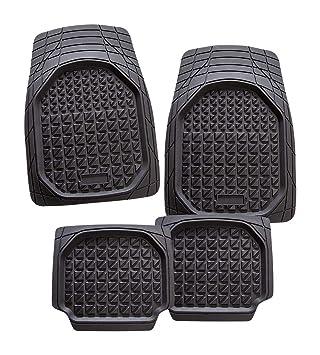 Mazda 3 BM Premium Auto Fußmatte Gummimatte Matte schwarz