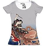 Sharp Shirter Battling The Octopus Women's Tee