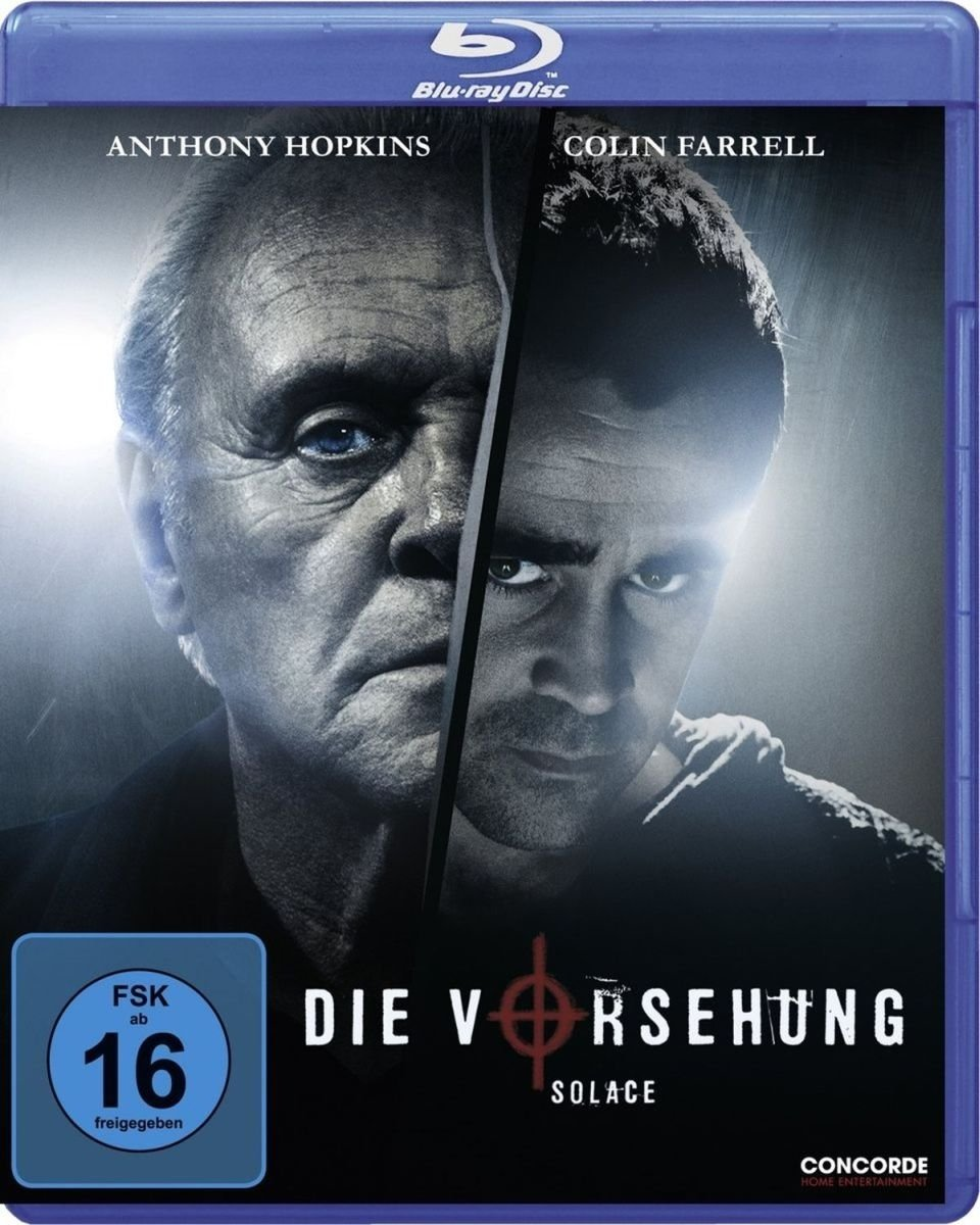 Die Vorsehung - Solace [Blu-ray]: Amazon.de: Anthony Hopkins ...